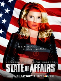 State of Affairs (1ª Temporda) - Poster / Capa / Cartaz - Oficial 1