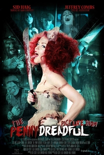 The Penny Dreadful Picture Show - Poster / Capa / Cartaz - Oficial 1