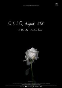 Oslo, 31 de Agosto - Poster / Capa / Cartaz - Oficial 2