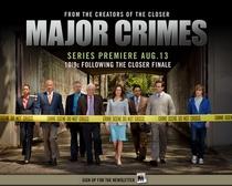 Crimes Graves (1º temporada) - Poster / Capa / Cartaz - Oficial 2