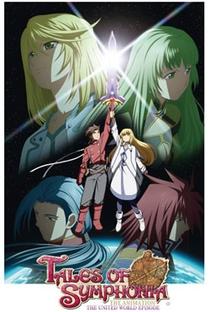 Tales of Symphonia: Sekai Tougou-hen - Poster / Capa / Cartaz - Oficial 1