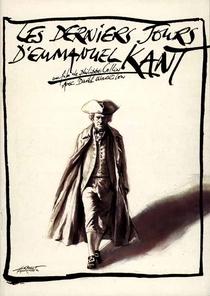 Les derniers jours d'Emmanuel Kant - Poster / Capa / Cartaz - Oficial 1