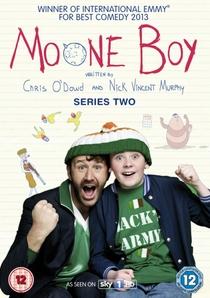 Moone Boy (2ª Temporada) - Poster / Capa / Cartaz - Oficial 1