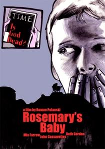 O Bebê de Rosemary - Poster / Capa / Cartaz - Oficial 6