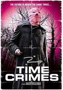 Crimes Temporais - Poster / Capa / Cartaz - Oficial 13