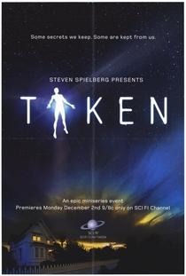 Taken - Poster / Capa / Cartaz - Oficial 2