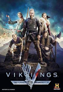 Vikings (3ª Temporada) - Poster / Capa / Cartaz - Oficial 4