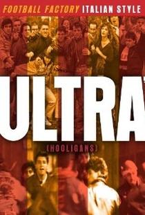 Ultrà - Poster / Capa / Cartaz - Oficial 1