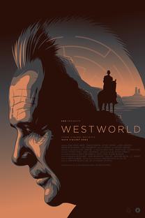 Westworld (1ª Temporada) - Poster / Capa / Cartaz - Oficial 10