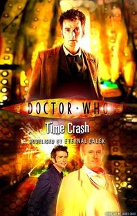 Doctor Who - Time Crash  - Poster / Capa / Cartaz - Oficial 1