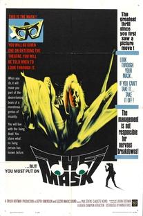 A Máscara Maldita - Poster / Capa / Cartaz - Oficial 1