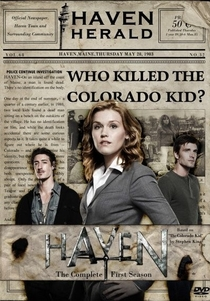 Haven (1ª Temporada) - Poster / Capa / Cartaz - Oficial 6