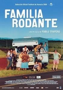 Família Rodante - Poster / Capa / Cartaz - Oficial 3