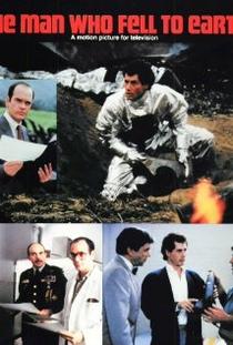 The Man Who Fell to Earth - Poster / Capa / Cartaz - Oficial 1