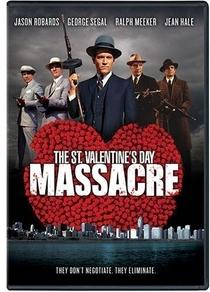 O Massacre de Chicago - Poster / Capa / Cartaz - Oficial 1