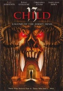 13th Child: Legend of the Jersey Devil - Poster / Capa / Cartaz - Oficial 1