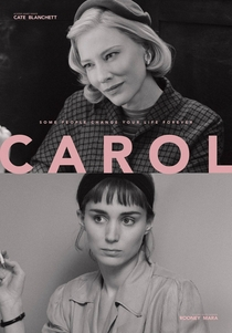 Carol - Poster / Capa / Cartaz - Oficial 11