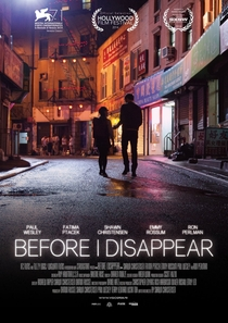 Before I Disappear - Poster / Capa / Cartaz - Oficial 2