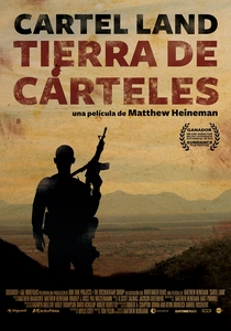 Terra de Cartéis - Poster / Capa / Cartaz - Oficial 2