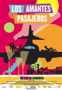 Os Amantes Passageiros - Poster / Capa / Cartaz - Oficial 2