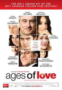 As Idades do Amor - Poster / Capa / Cartaz - Oficial 3