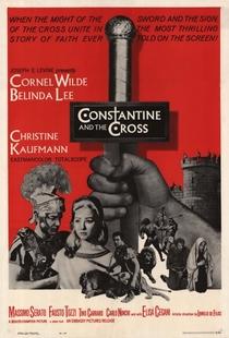Constantino e a Cruz - Poster / Capa / Cartaz - Oficial 1