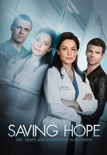 Saving Hope (4ª Temporada) - Poster / Capa / Cartaz - Oficial 3
