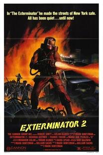 Exterminador 2 - Poster / Capa / Cartaz - Oficial 2