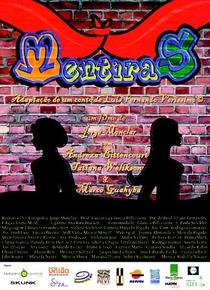 Mentiras - Poster / Capa / Cartaz - Oficial 1