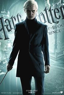 Harry Potter e o Enigma do Príncipe - Poster / Capa / Cartaz - Oficial 5