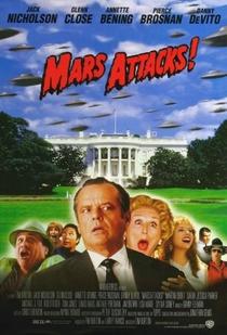 Marte Ataca! - Poster / Capa / Cartaz - Oficial 4