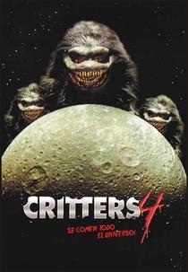 Criaturas 4 - Poster / Capa / Cartaz - Oficial 4