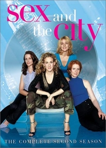 Sex and the City (2ª Temporada) - Poster / Capa / Cartaz - Oficial 2