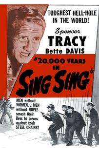 20.000 Anos em Sing Sing - Poster / Capa / Cartaz - Oficial 1