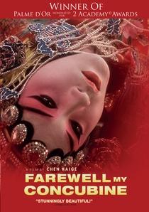 Adeus, Minha Concubina - Poster / Capa / Cartaz - Oficial 10