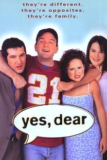 Yes Dear - Season 2 - Poster / Capa / Cartaz - Oficial 1