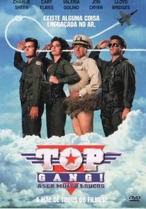 Top Gang! - Ases Muito Loucos - Poster / Capa / Cartaz - Oficial 3