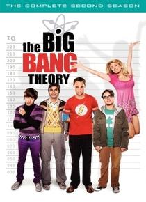 Big Bang: A Teoria (2ª Temporada) - Poster / Capa / Cartaz - Oficial 1