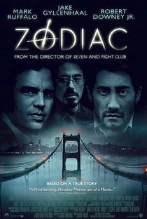 Zodíaco - Poster / Capa / Cartaz - Oficial 10
