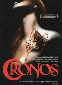 Cronos - Poster / Capa / Cartaz - Oficial 2