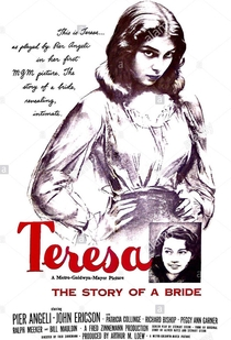 Teresa - Poster / Capa / Cartaz - Oficial 3