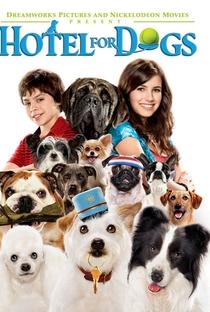 Um Hotel Bom Pra Cachorro - Poster / Capa / Cartaz - Oficial 5