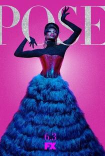 Pose (1ª Temporada) - Poster / Capa / Cartaz - Oficial 2