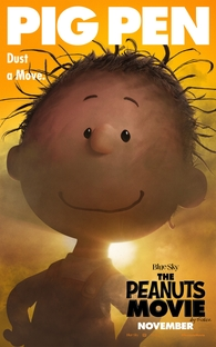Snoopy & Charlie Brown - Peanuts: O Filme - Poster / Capa / Cartaz - Oficial 10