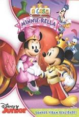 A Casa do Mickey Mouse - Minnie-rella - Poster / Capa / Cartaz - Oficial 1