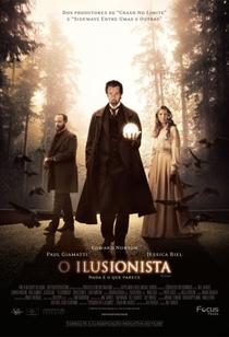 O Ilusionista - Poster / Capa / Cartaz - Oficial 7