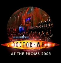 Doctor Who at the Proms (2008) - Poster / Capa / Cartaz - Oficial 1