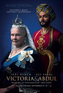 Victoria e Abdul: O Confidente da Rainha - Poster / Capa / Cartaz - Oficial 3