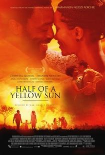 Meio Sol Amarelo - Poster / Capa / Cartaz - Oficial 1
