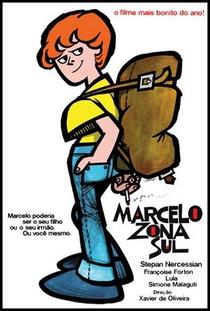 Marcelo Zona Sul - Poster / Capa / Cartaz - Oficial 2